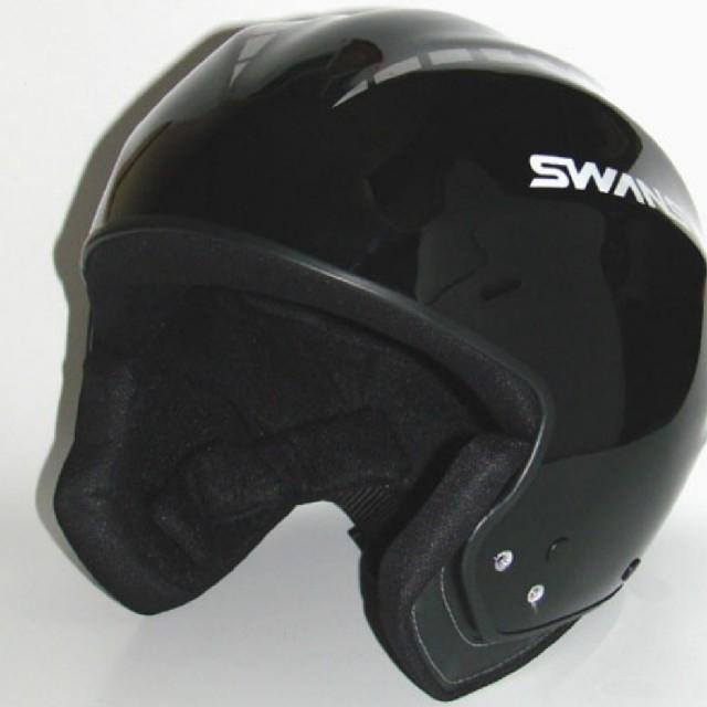 SWANS(スワンズ)の値下げ!swans  スワンズ  レーシング ヘルメット スポーツ/アウトドアのスキー(その他)の商品写真