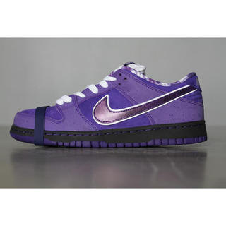 NIKE - 25cm Concepts x Nike SB purple lobster