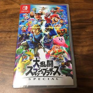 Nintendo Switch - 【新品未開封】大乱闘スマッシュブラザーズ SPECIAL ニンテンドー スイッチ