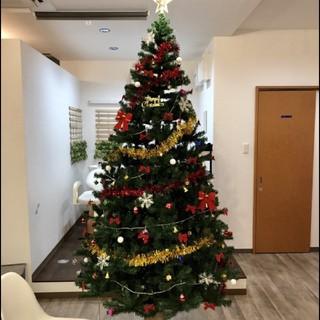 クリスマスツリー 240センチ(インテリア雑貨)