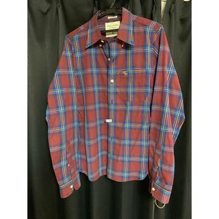 アバクロンビーアンドフィッチ(Abercrombie&Fitch)のアバクロンビー&フィッチ 長袖チェックシャツ サイズ M  (シャツ)