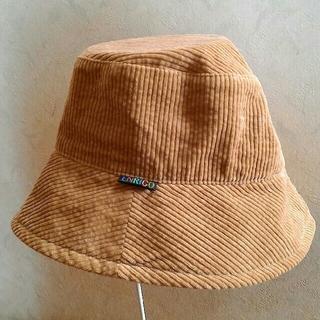 エンリココベリ(ENRICO COVERI)の帽子(ENRICO COVERI)(ハット)
