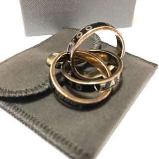 ヴィヴィアンウエストウッド(Vivienne Westwood)のVivienne Westwood 三連リング(リング(指輪))