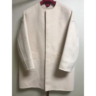 ドゥロワー(Drawer)のよったん様専用  drawer コート オフホワイト(その他)