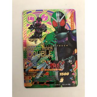 バンダイ(BANDAI)の仮面ライダー ガンバライジング カード W サイクロンジョーカー(その他)