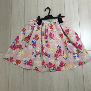 チェスティ(Chesty)のchesty♡チューリップスカート サイズ1(ひざ丈スカート)