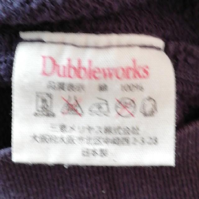 DUBBLE WORKS(ダブルワークス)の専用ダブルワークス 半袖 スウェット メンズのトップス(Tシャツ/カットソー(半袖/袖なし))の商品写真