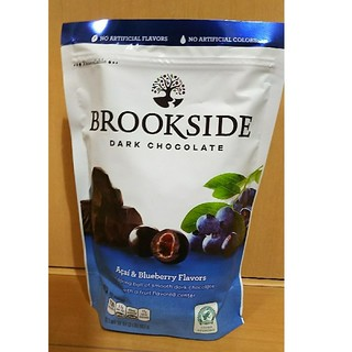 907g BROOKSIDE チョコレート アサイ ブルーベリー ブルックサイド(菓子/デザート)