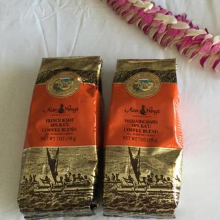 ロイヤルハワイアン Alan Wong's カウコーヒー(コーヒー)
