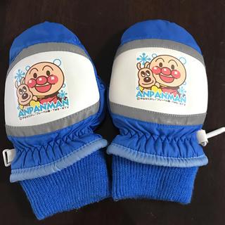 アンパンマン(アンパンマン)のアンパンマン 手袋 ナイロン 防寒 中古 (手袋)