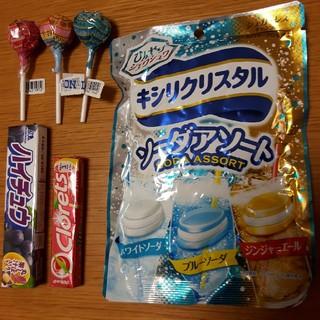 キャンディー&ガム(菓子/デザート)