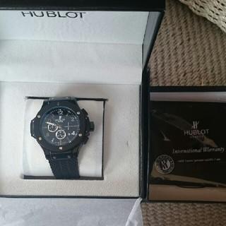 ウブロ(HUBLOT)のお買い得!ウブロビッグバン微少美品(腕時計(アナログ))