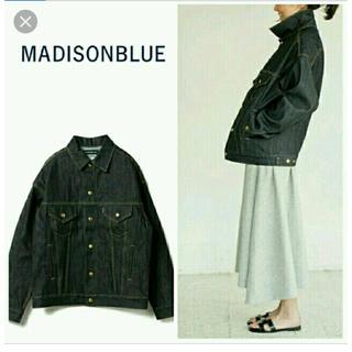 マディソンブルー(MADISONBLUE)のマディソンブルー*デニムジャケット(Gジャン/デニムジャケット)