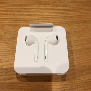 アップル(Apple)のiPhone7付属イヤホン(ヘッドフォン/イヤフォン)