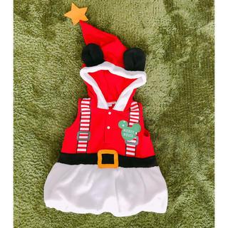 Disney - サンタ服🎅💕80 美品