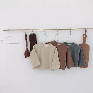 ザラキッズ(ZARA KIDS)の韓国子供服 フリーストップス 100(Tシャツ/カットソー)