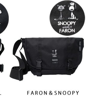 ヤックパック(YAK PAK)の新品 ヤックパック スヌーピー メッセンジャー(メッセンジャーバッグ)
