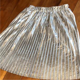 ザラキッズ(ZARA KIDS)のZARA プリーツスカート 5/6 116㎝(スカート)