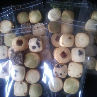 手作りクッキー詰め合わせ MIX9袋