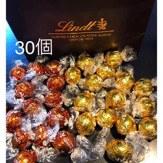 Lindt - リンドール  チョコレート 30個