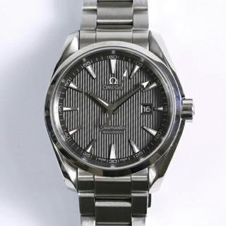 オメガ(OMEGA)のOMEGA オメガ シーマスター アクアテラ 2311.03 クオーツ 腕時計(腕時計(アナログ))