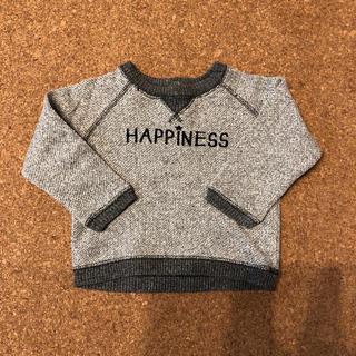 プチバトー(PETIT BATEAU)のbout'chou フランス子供服 18m トレーナー カットソー(Tシャツ/カットソー)
