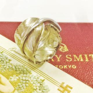 LARRY SMITH 風切りフェザーリング 男女(リング(指輪))