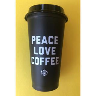スターバックスコーヒー(Starbucks Coffee)の激レア★完売★北米スターバックス限定★リユーザブルカップ(グラス/カップ)