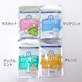 歯科専用 キシリトールガム 袋(4フレーバーセット)(菓子/デザート)