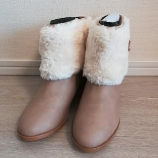 ザラキッズ(ZARA KIDS)の【未使用】Zara Girls アンクルブーツ サイズ32(20.5cm)(ブーツ)