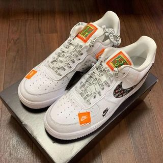 ナイキ(NIKE)の国内正規NIKE AIR FORCE 1 JDI just do it 28CM(スニーカー)