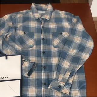 ロンハーマン(Ron Herman)のロンハーマンネルシャツ(シャツ)