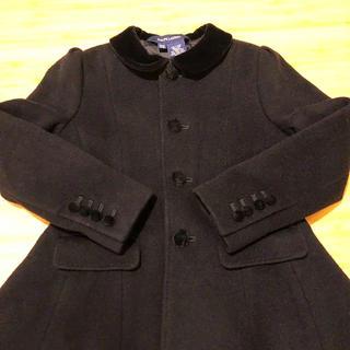 ラルフローレン(Ralph Lauren)のラルフローレン カシミヤ混 Aラインコート 110cm(コート)
