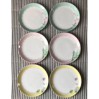 オオクラトウエン(大倉陶園)の大倉陶園 花シリーズ 皿(食器)
