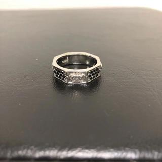 ジャスティンデイビス(Justin Davis)のJustin Davis srj322 DEBONAIR ring 13号(リング(指輪))