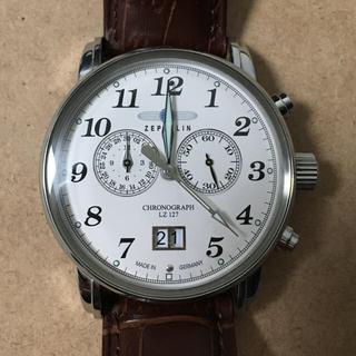 ツェッペリン(ZEPPELIN)のZeppelin ルフトハンザ仕様(腕時計(アナログ))