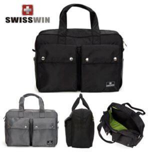 スイスウィン(SWISSWIN)のswisswin ビジネスバッグ メンズ(ビジネスバッグ)