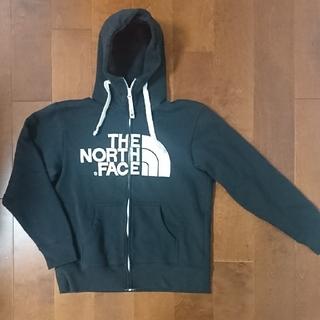 ザノースフェイス(THE NORTH FACE)のノースフェイス パーカー 黒×白(パーカー)