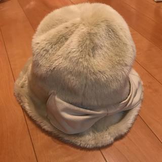 バーニーズニューヨーク(BARNEYS NEW YORK)の美品 アシーナニューヨーク  帽子(その他)