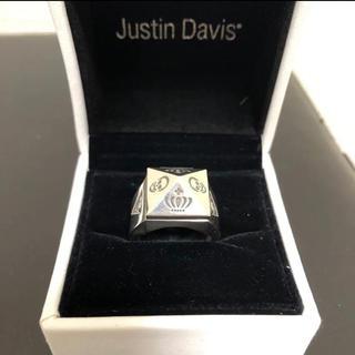 ジャスティンデイビス(Justin Davis)のジャスティンディビス GRAILリング 13号(リング(指輪))