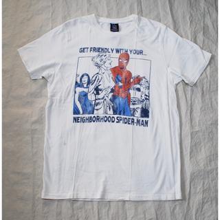 ジャンクフード(JUNK FOOD)の新品!スパイダーマン JUNK FOOD(Tシャツ/カットソー(半袖/袖なし))