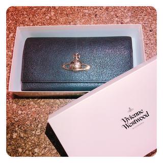 ヴィヴィアンウエストウッド(Vivienne Westwood)の値下げ中!Vivienne Westwood がま口 長財布 ブラウン(財布)