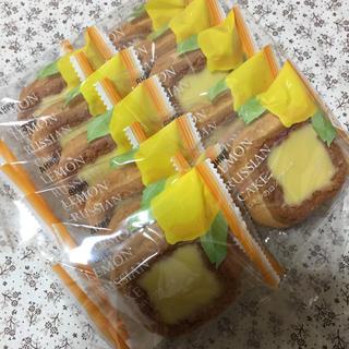 ロシアケーキ マカロンレモンチョコ