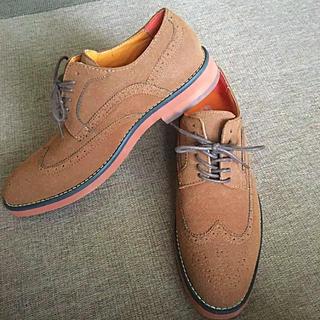ザショップティーケー(THE SHOP TK)のスエード 靴 26cm THE SHOP   TK MIXPISE(ドレス/ビジネス)