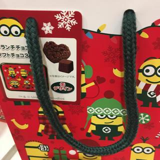 ミニオン(ミニオン)のクリスマスギフト(菓子/デザート)