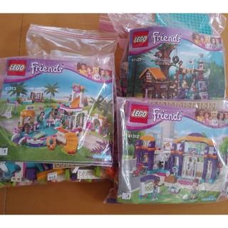 レゴ(Lego)のレゴフレンズ 3種セット(積み木/ブロック)