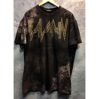 バルマン(BALMAIN)のバルマン  オーバーsizeブリーチTシャツ(Tシャツ/カットソー(半袖/袖なし))
