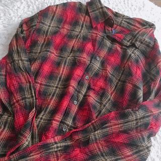 ビッグシャツ  ネルシャツ(シャツ)