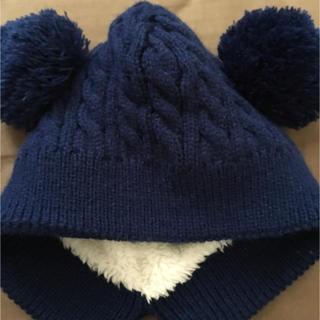 アカチャンホンポ(アカチャンホンポ)のベビー用ニット帽子(帽子)