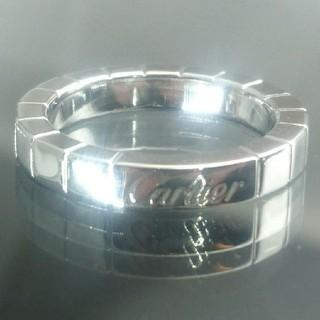 カルティエ(Cartier)の即決 カルティエ ラニエール750 WG リング 47号(リング(指輪))